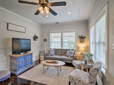 Photo for Renovated Family Cottage 1Mi to Main St Shops