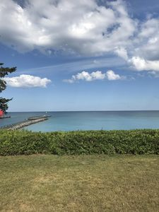 Photo for Beautiful 5BR Victorian on Lake Michigan w/Private Beach-Prime location
