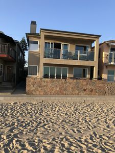 Photo for Seal Beach's ONLY City Licensed Beachfront Weekly rental!!