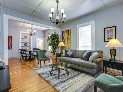 Photo for Historic Downtown Charm with Modern Comfort