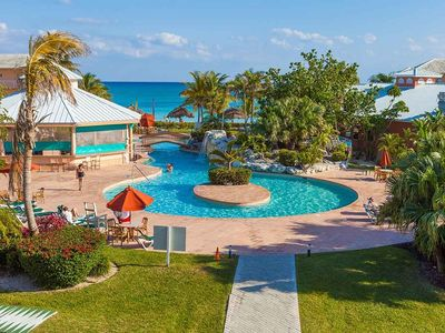 Photo for The best kept Bahamas secret!  Island Seas Resort one bedroom villa. Reserve now