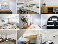 Awesome accommodation and great for large groups
