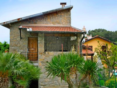 Photo for Vacation home Bellenda  in Mortola, Liguria Riviera Ponente - 4 persons, 2 bedrooms