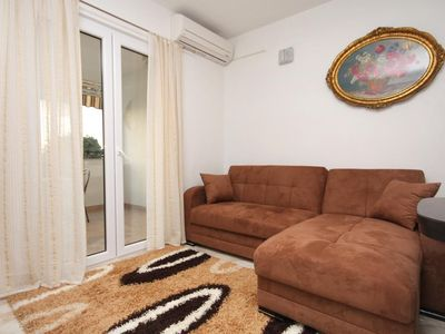 Photo for Two bedroom apartment near beach Tučepi, Makarska (A-2694-a)