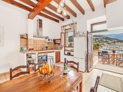 Photo for Panoramic view in the bay – Casa Cas Mariner