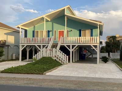 Photo for RENOVATED! ~ 4BR/2BA OIB COTTAGE~ THIRD ROW ~Social Distance at the Beach!