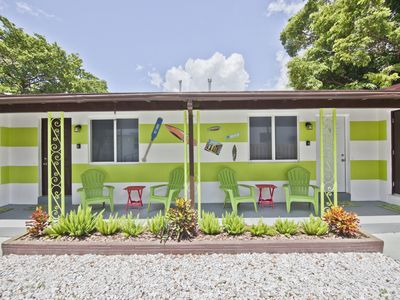 Photo for Large stylish apartment with garden ★ A+ Location between beach and downtown