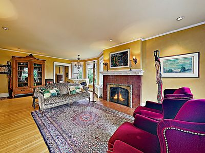 Photo for New Listing! Beautiful Historic Home w/ Skyline Views - Walk to Attractions