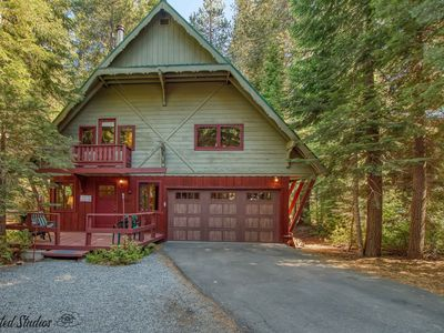 Photo for Donner Lake west end home. 3 bed, 2 bath. PET FRIENDLY DLR#122