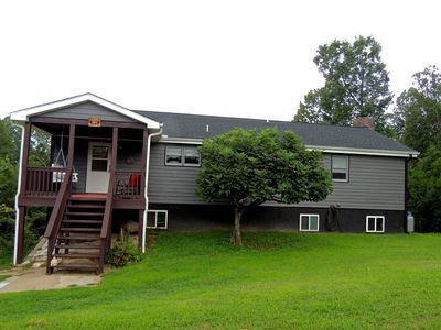 Photo for 4BR House Vacation Rental in Rutherfordton, North Carolina
