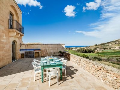 Photo for Tonina_Holiday Home with private pool in Gozo