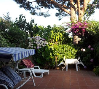 Photo for Holiday flat with nice and sunny terrace Ischia Island