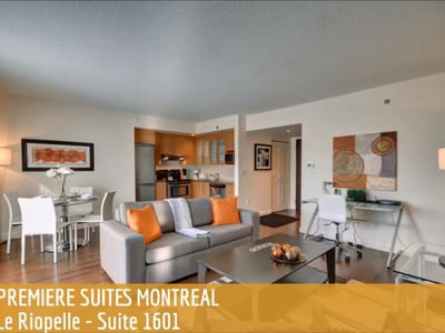 Photo for Le Riopelle Executive Suite - Suite 1601