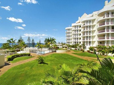 Photo for Ocean Front superb 2 bedroom apartment in hightly sought after Osprey Resort, sleeps up to 6