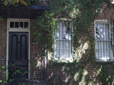 Photo for Ideal Location, Off Street Parking & WiFi, Beautiful 1870 Row House