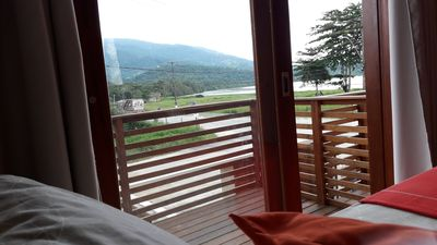 Photo for 3Suites, FrenteMar, 1300mts from the center, Pool / hydro, Barbecue, Netflix, Wi-Fi