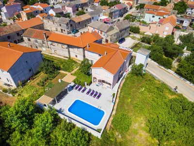 Photo for Holiday house Luxury Villa with pool  - Zaton (Zadar), Zadar riviera, Croatia