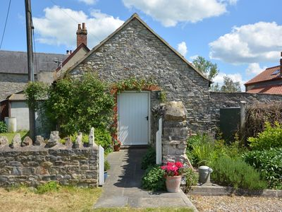 Quintessentially British cottage