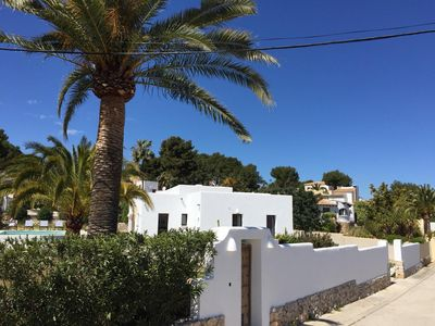 """Photo for Villa """"Portet"""" in Moraira with pool"""