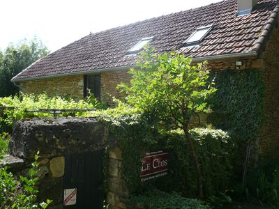 Photo for Black Périgord rental house for 5 to 8 people St Amand de Coly.