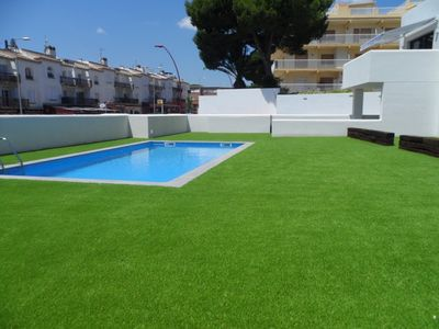 Photo for 3BR Apartment Vacation Rental in L'Escala, Catalunya