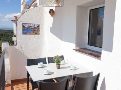 Photo for Vacation home Balco a Mar in L'Escala - 6 persons, 3 bedrooms