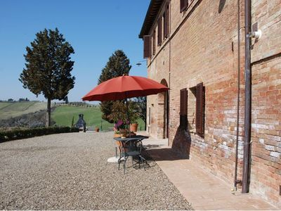 Photo for 2BR Villa Vacation Rental in Buonconvento