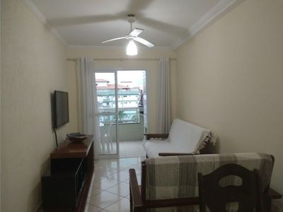 Photo for Thel Ubatuba - Apt 405 / B (2 bedrooms / air conditioning / balcony barbecue)