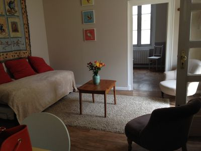 Photo for AGEABLE CENTER TOURS 2-ROOM APARTMENT