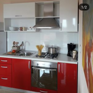 Photo for Red apartment for two