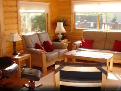 Photo for GreenMyre Lodges - The Nordic, Sleeps 6
