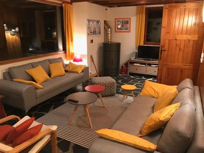 Photo for Charming chalet near the slopes