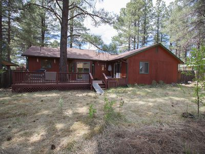 Photo for Flagstaff Comfortable  Pet Friendly House In The Pines