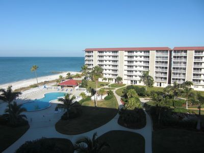 Photo for Bonita Beach Lux End Unit and on the Tip of the island~ Fantastic!