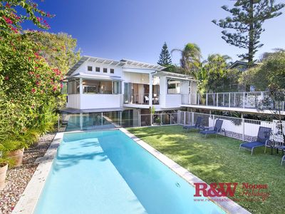 Photo for 'On The Deck' Stunning Beach House In Sunshine Beach!