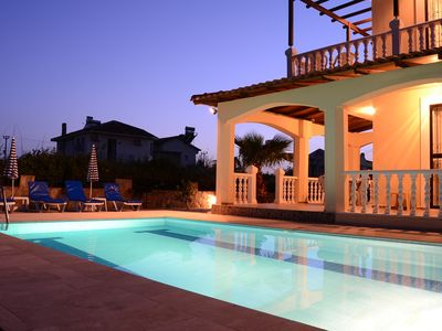 Photo for LUXURY VILLA IN KOCA CALIS, FETHIYE WITH PRIVATE POOL, SKY TV AND WIFI
