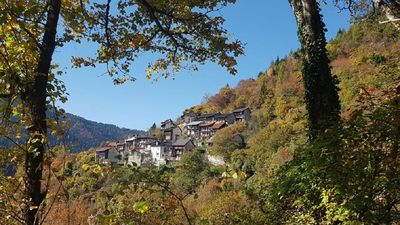 Photo for Casa Lina is located in the Chiappini district near the hamlet of Arina