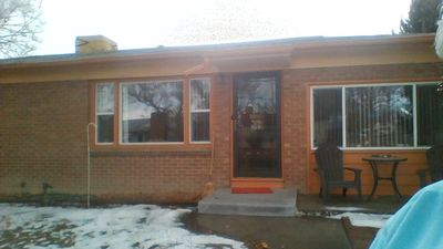 Photo for Corner Cutie Brick Ranch Home near downtown Grand Junction