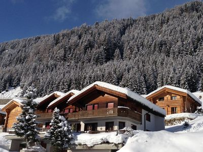 Photo for Chalet for golf and ski in Selva - Skiarena Andermatt-Sedrun
