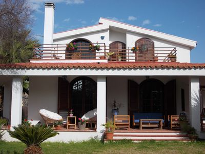 Photo for Green villa holiday home