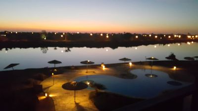 Photo for Amazing pool and lagoon view 2br apartment, Elgouna