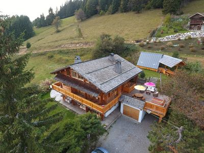 """Photo for Welcome to Kookaboora chalet """"High Quality Environnemental"""" very confortable"""