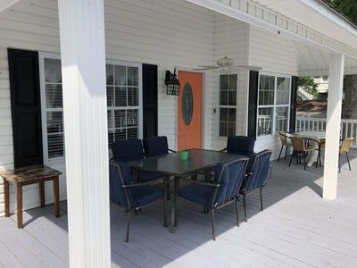 Best Deal In Ocean Lakes Campground. 5BR, Very Clean & New Paint