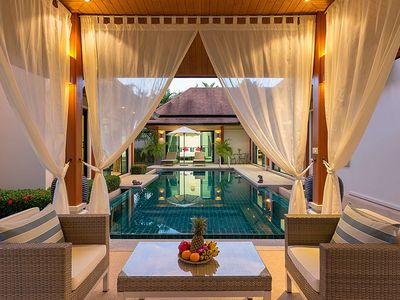 Photo for Supremely Elegant Balinese Pool Boutique Villaâ™›3B