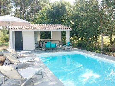 Photo for Gite Vielle-Saint-Girons, 4 bedrooms, 8 persons