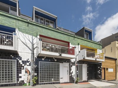 Photo for Stay in the City - Character Wellington Textile Townhouse