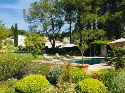 Photo for Beautiful property in Maussane, in the heart of the Alpilles