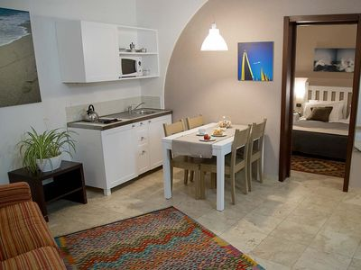 Photo for One bedroom apartment, aircon and Wi-Fi