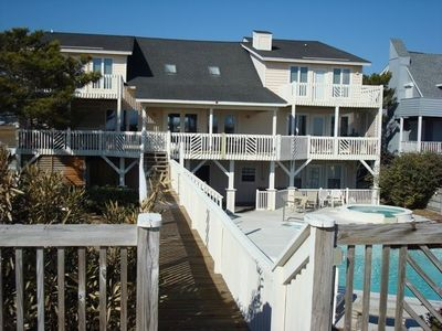 Photo for Large Oceanfront Home in Private Community with Private Pool