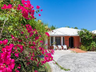 Photo for A quaint 2 bedroom cottage  minutes from the beach and Port Lucaya.